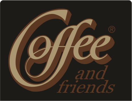 Coffee and friends Logo2