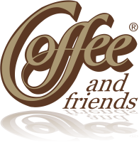 Coffee and friends Logo menue